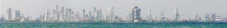 cartagena skyline 101 temas para fotografiar