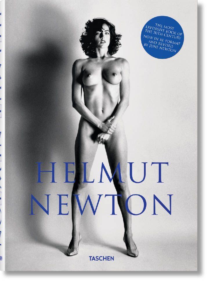 portada libro Helmut Newton Sumo la fotografia es mi pasion