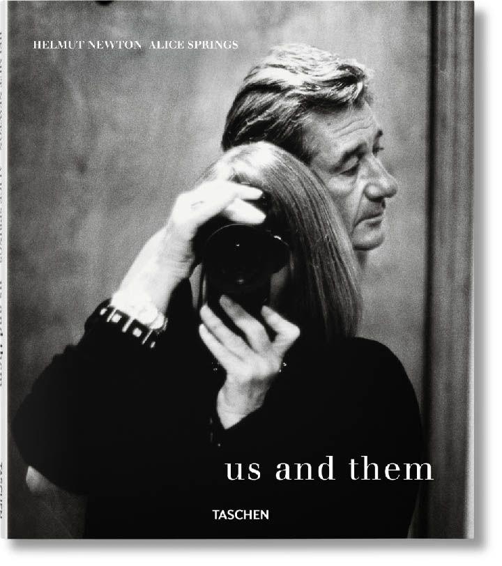portada libro Helmut Newton springs la fotografia es mi pasion