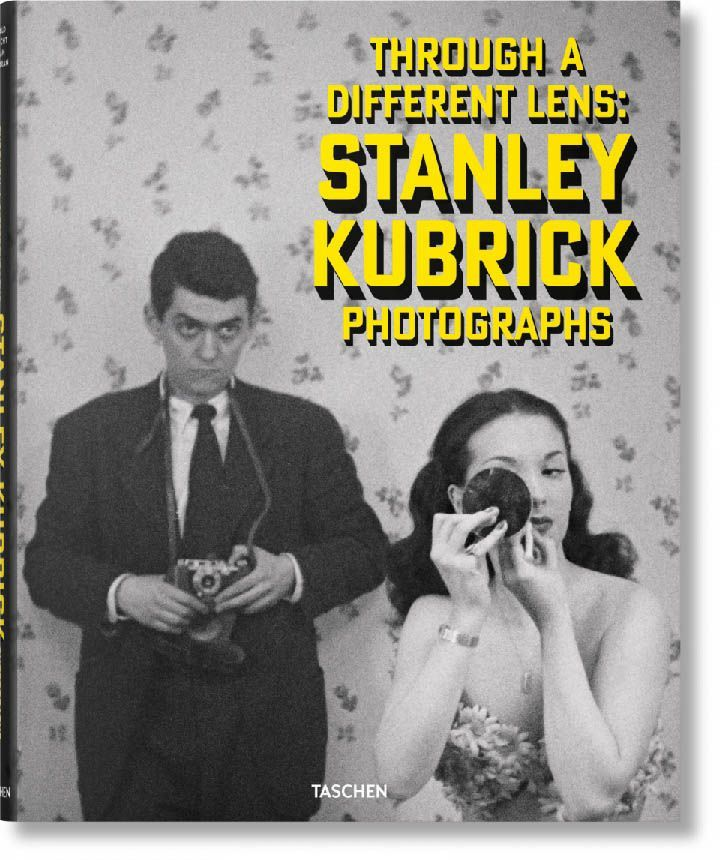 portada libro Kubrick fotos la fotografia es mi pasion