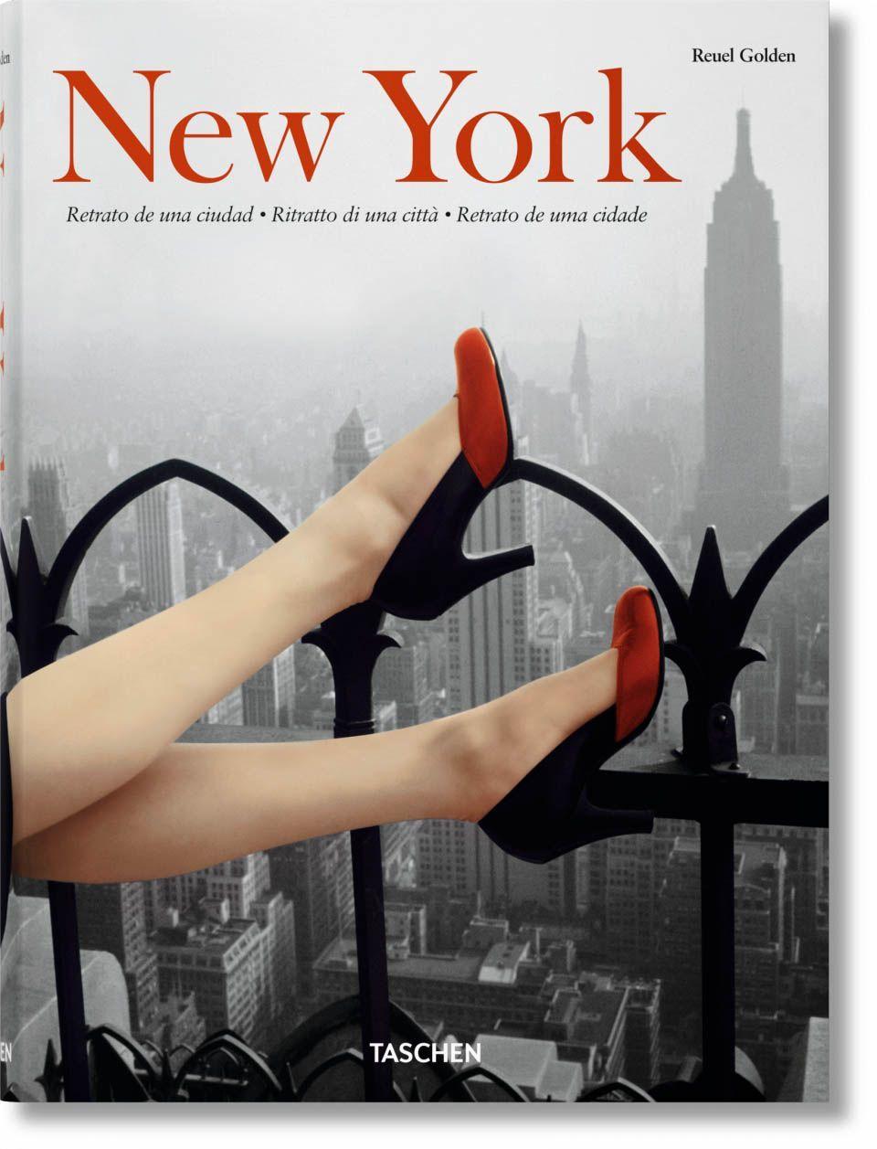 portada libro new york