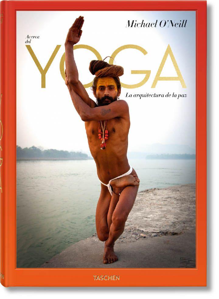 portada libro O'Neill Yoga la fotografia es mi pasion