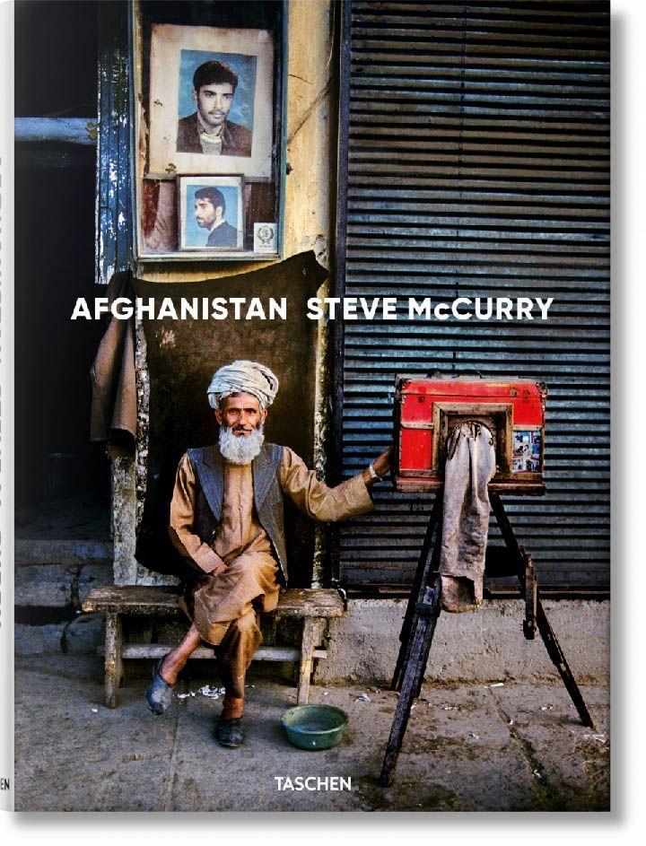 portada libro mccurry afganistan la fotografia es mi pasion