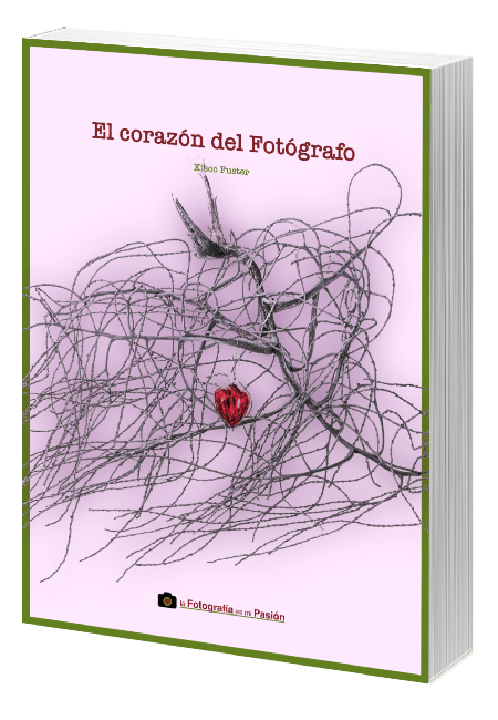 portada libro el corazon del fotografo de xisco fuster