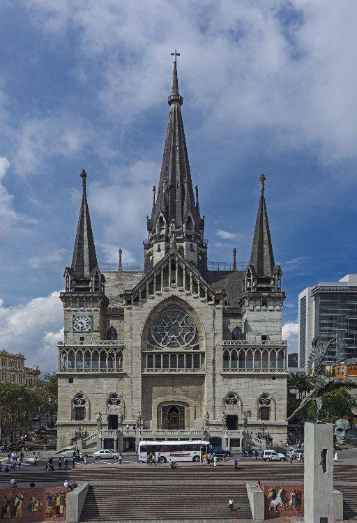 mi luz favorita catedral la fotografia es mi pasion