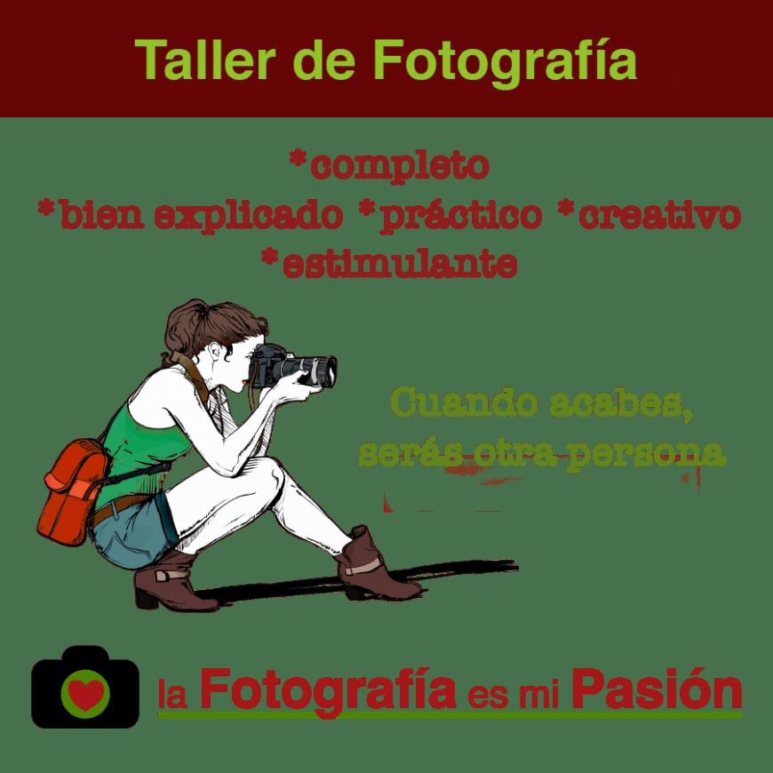 anuncio curso foto