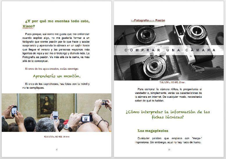 cámaras la fotografia es mi pasion
