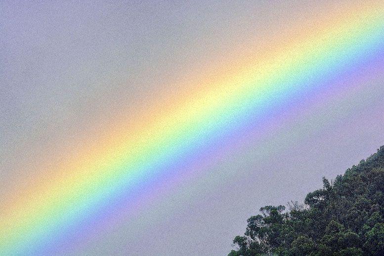arco iris la fotografia es mi pasion