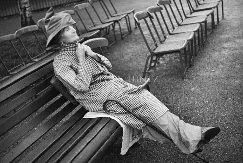 Henri-Cartier-Bresson-Hyde-Park la fotografia es mi pasion