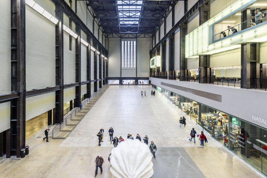 De paseo por la Tate Modern