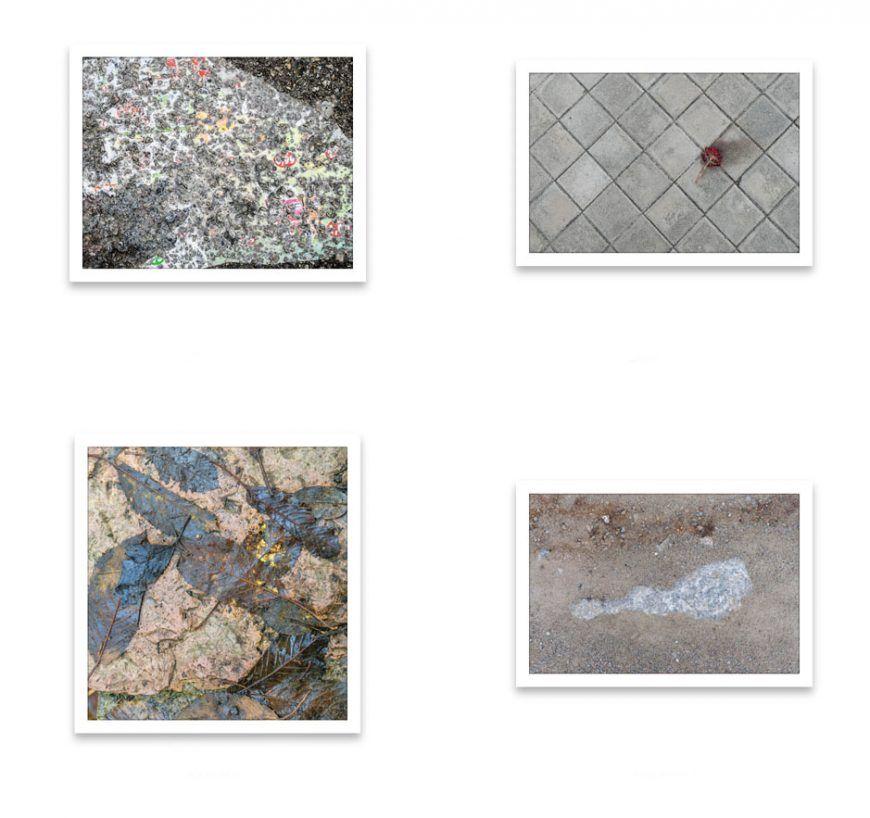 serie fotos pegado al suelo xisco fuster fotografo